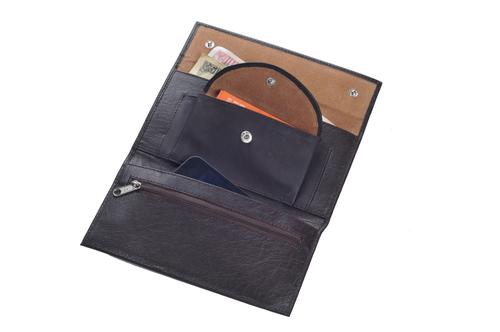 Ladies NDM Leather Wallet (X910)