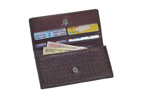 Ladies Leatherite Wallet (X914)