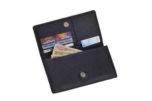 Ladies Premium Leather Wallet (X915)