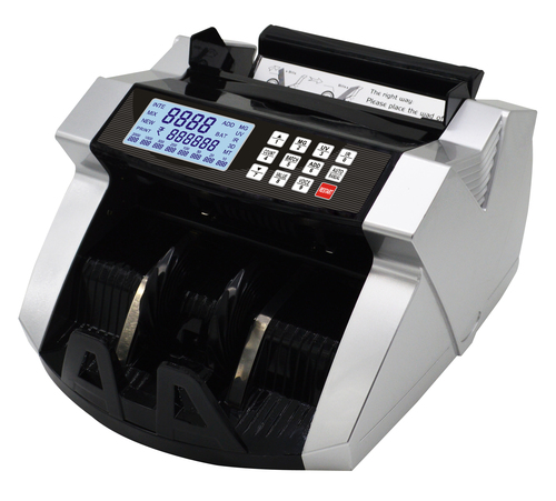 Manual Cash Counting Machine