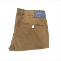 Mens Brown Pants