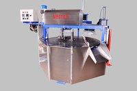 Stainless Steel Rotary Type Chapati Making Machine