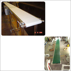 Horizontal Belt Conveyors
