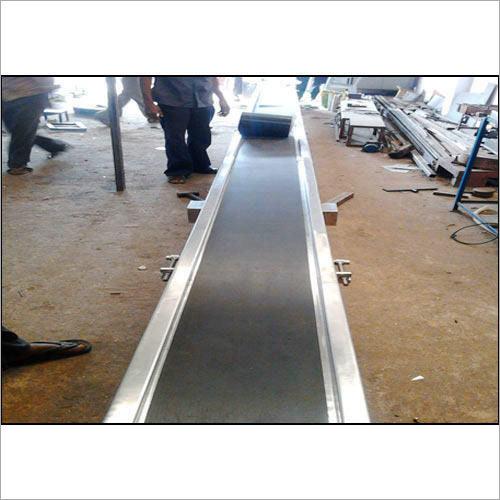 SS Belt Conveyors
