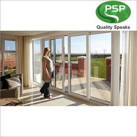 2 Track 4 Panel Fixed Sliding Door