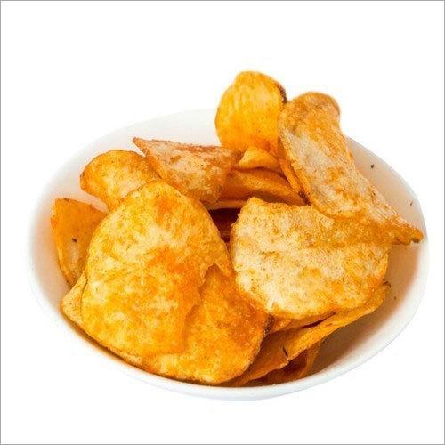Spicy Potato Wafers