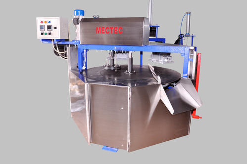 Rotary Type Commercial Automatic Roti Making Machine