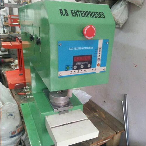 Industrial Pad Printing Machine