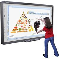 Electric Interactive Whiteboard Cart