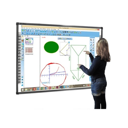 Windows Finger Touch Interactive Electronic Whiteboard