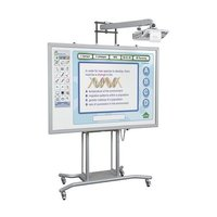 SMART Board interactive display overlay