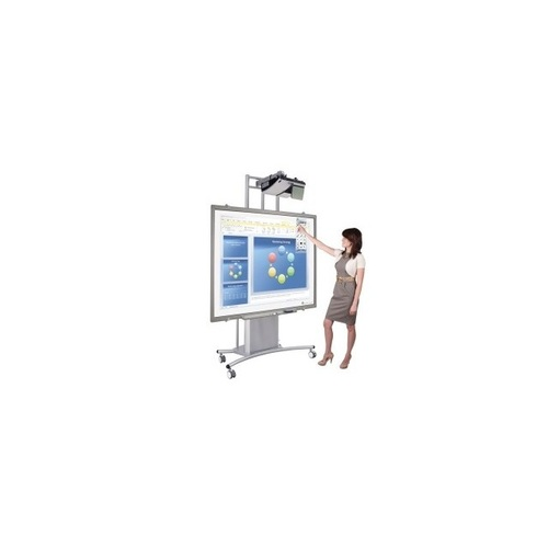 Portable 65 inch infrared interactive whiteboar