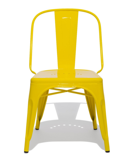 Industrial Bristow Armless Chair