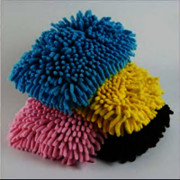 Reasonable price Chenille wash mitt