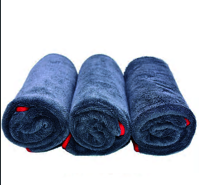 Single Side Twisted Loop Drying Towel