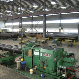 Ends Beveling Machine