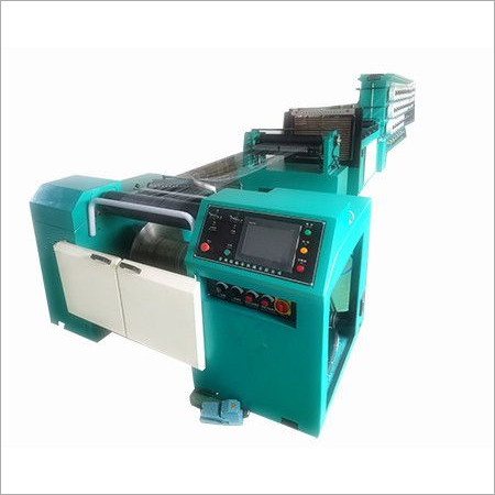Wire dividing warping machine