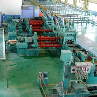 ERW (Electro-Resistance Welded) Pipe Line
