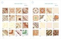 300x300 decorative bathroom floor tiles