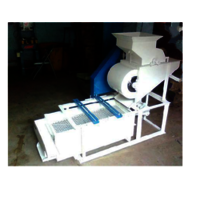 Ground Nut Decorticator With Inbuilt Blower