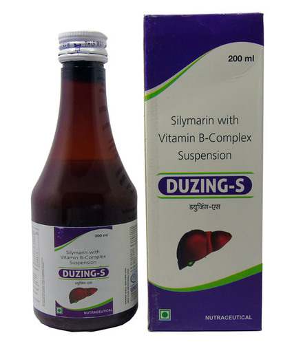 Silymarin with Vitamin B complex Syrup