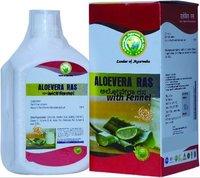 Aloevera Juice with Fennel