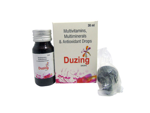 Multivitamin,Multimineral and Lysine Drop