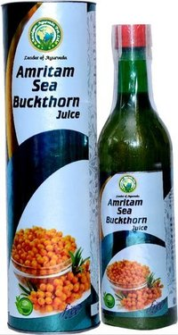 Amritan Sea Buckthorn Juice