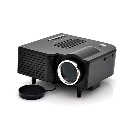 GVPUC28BK GAV UC28 LED Portable Projector Black