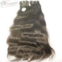 Virgin Cuticle Aligned Human Hair Weave Extension Bundles