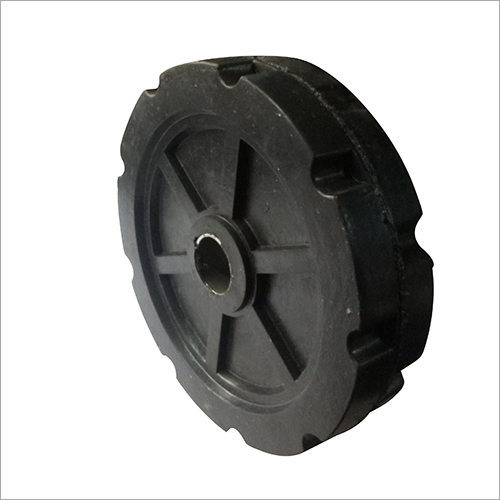 8X2 Agriculture Trolley Wheel