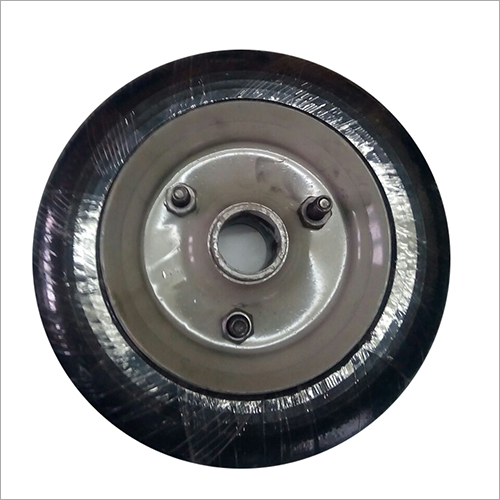 8X2 Solid Rim Type Trolley Wheel