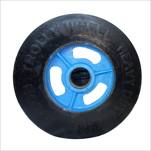12X2 Nylon Trolley Wheel