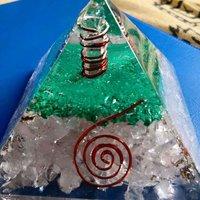 Orgoneite Pyramid