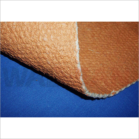 Vermiculite coated ceramic fiber cloth with SS wire reinforced