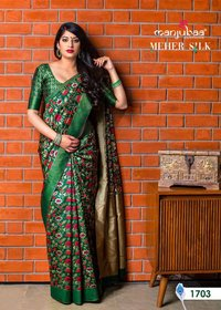 Silk,Designer Saree