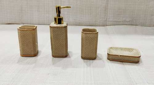 Ceramic Bath accessories
