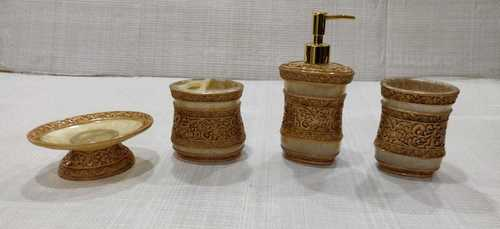 Ceramic Bath Set