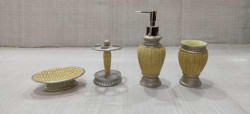 Ceramic Bath Set