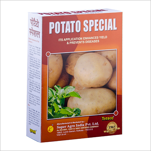 Potato Micronutrients Growth Stimulation