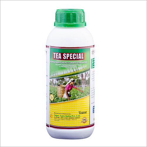 Tea Micronutrients Growth Stimulation