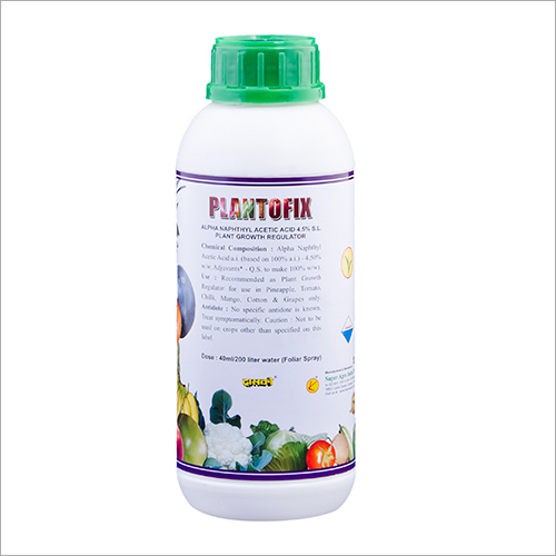 4.5 Percent S.L. Alpha naphthyl Acetic Acid Plant Growth Regulator Liquid For Foliar Spray