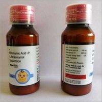 Mefenamic Acid I.p. 100 Mg & Paracetamol I.p. 250 Mg Suspension