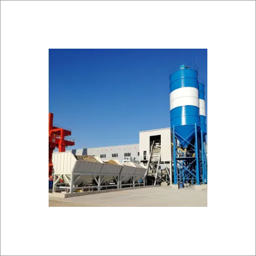 90m3/h Ready Mixed Concrete Batching Plant Price For Sale With Planetary Concrete Mixer