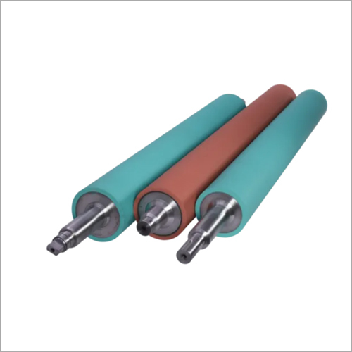 Industrial Rubber Lamination Rollers