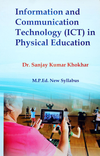 Information & Communication Technology (ICT) in Physical Education (M.P.Ed. NCTE New Syllabus)