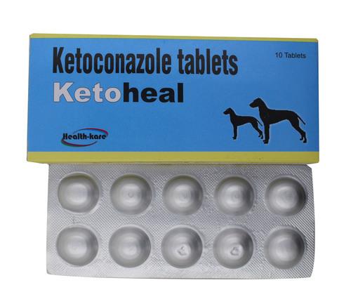 Ketoheal Tablets-KETOCONAZOLE 200 MG