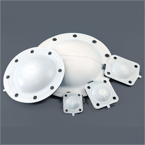 White PTFE Diaphragm