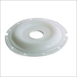 Industrial White PTFE Diaphragm