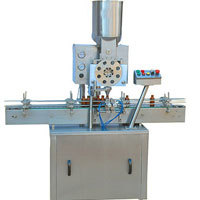 Automatic Toothpaste Filling Machine